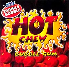 Hot Chew Cinnamon Gumballs - 850ct