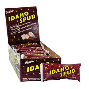 Idaho Spud Bar - 18ct