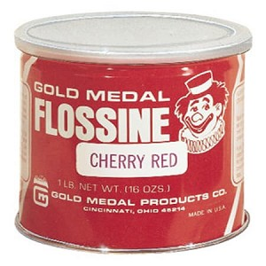 Individual Cotton Candy Flossine - 1 Can