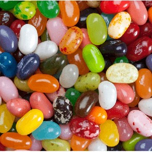 Mixed Jelly Belly  / 49 Flavor Mix  - 10lbs