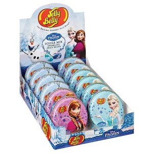 Jelly Belly Disney Frozen Tins - 24ct