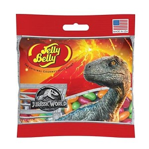 Jurassic World 2 Jelly Beans 2.5oz Grab Bags - 12ct