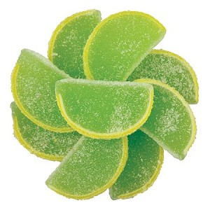 Key Lime Fruit Slices - 5lbs