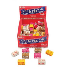 Kits Assorted Taffy Chews - 100ct