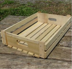 Lock n Flat Crate - 6ct