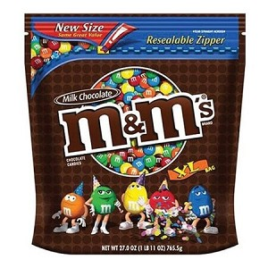 M&M Large Bag - 42oz
