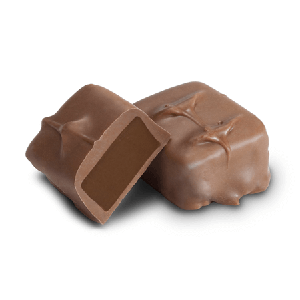 Milk Chocolate Mint Meltaways - 10lbs