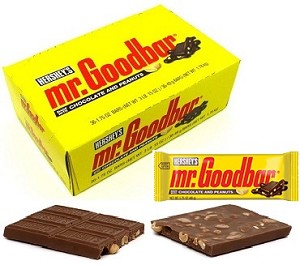 Mr Goodbar Candy Bars Wholesale Individually Wrapped