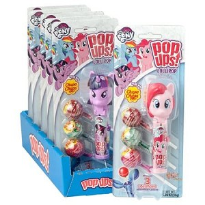 My Little Pony Pop Up Blister Packs - 6ct