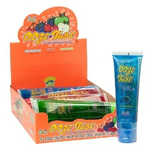 Ooze Tube Squeeze Pop  - 12ct