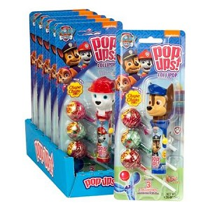 Paw Patrol Pop Up Blister Packs - 6ct