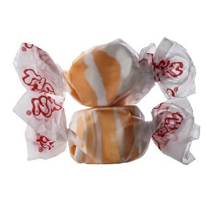 Peaches & Cream Salt Water Taffy - 5lbs