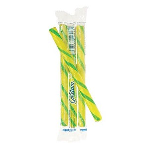 Pineapple Old Fashioned Stick Candy - 80ct Box