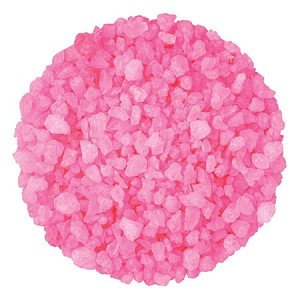 Pink Cherry Rock Candy Crystals - 10lbs