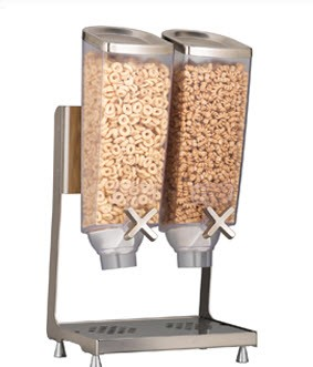 Ez-Pro Double Toppings Candy Dispenser