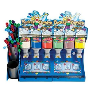 Pucker Powder 3x2 - 6 Flavor Unit