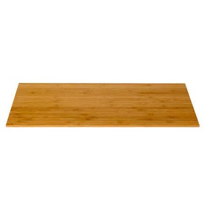 Narrow Rectangular Surface - Bamboo