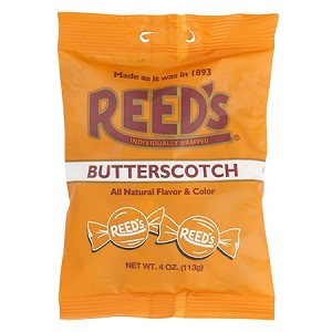 Reeds Butterscotch Peg Bags - 12ct