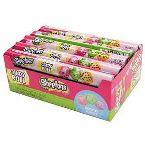 Shopkins Candy Roll - 15ct