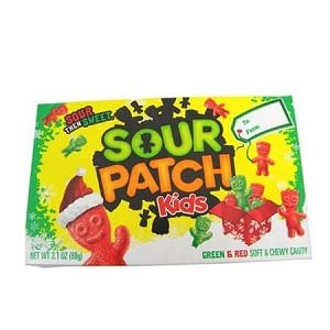 Sour Patch Kids Christmas Box - 12ct