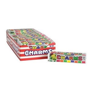 Square Charms Candy - 20ct