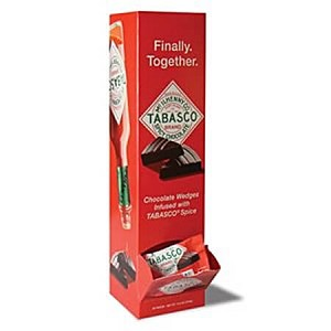 Tabasco Chocolate Singles - 60ct