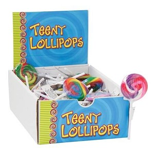 Teeny Lollipops - 48ct