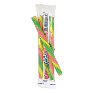 Tutti Fruitti Old Fashioned Stick Candy - 80ct