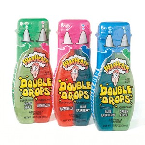 Warheads Double Drops - 24ct