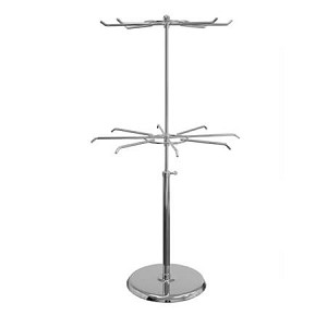 "Wire Countertop Spinner - 28.5""H"