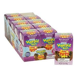 Wonderball Plus Toys Chocolate Wonderball Wholesale Candy